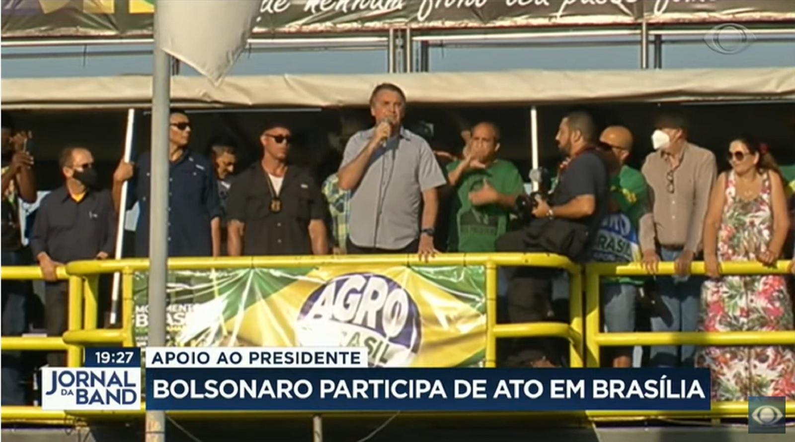 Bolsonaro volta a defender voto impresso auditável em 2022