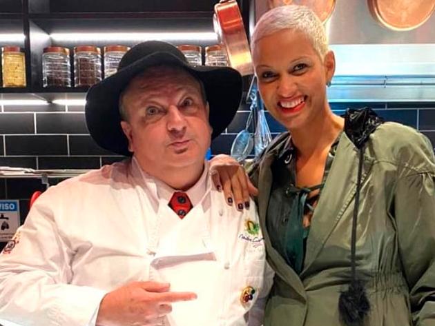 """Jacquin vomita em Pesadelo na Cozinha e Rosangela, esposa do chef, tira sarro: """"Muito sensível"""""""
