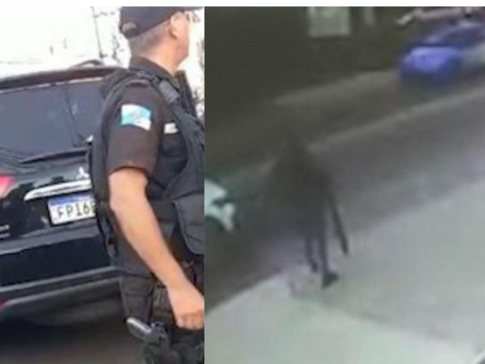 Policiais Militares ignoram sequestro na Baixada Fluminense