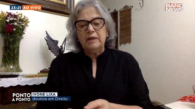 Ivone Lixa é doutora em direito público e professora de história do direito