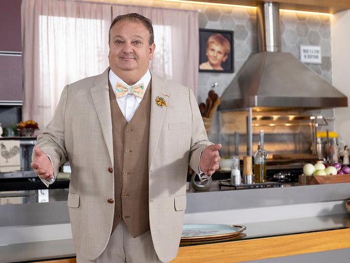 """Erick Jacquin explora a culinária de diversos países na nova temporada de """"Minha Receita"""""""