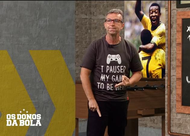 Neto diz que Corinthians não tem base e ironiza contratação de John Kléber