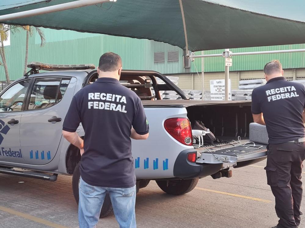 Polícia Federal cumpre mandados em SJC, Taubaté e Pindamonhangaba