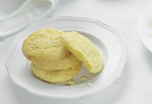 Cookie de limão é receita perfeita da Carole Crema para acompanhar o cafezinho