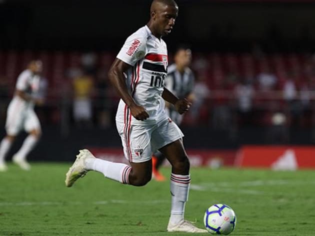 Toró testa positivo para covid-19 e desfalca o São Paulo