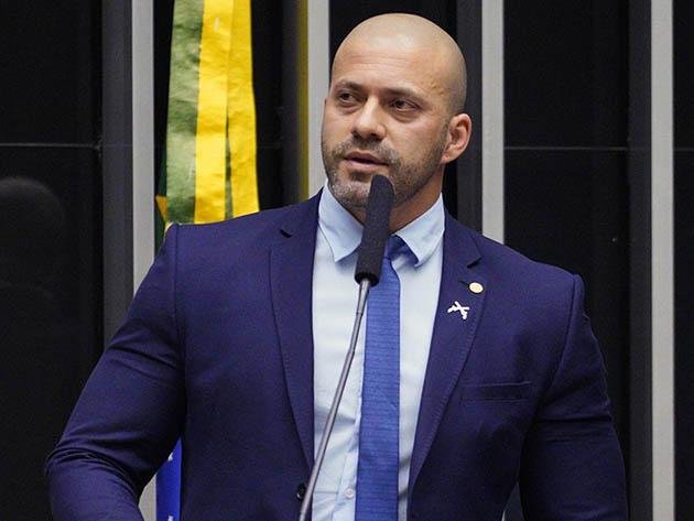 STF concedeu prisão domiciliar ao deputado Daniel Silveira