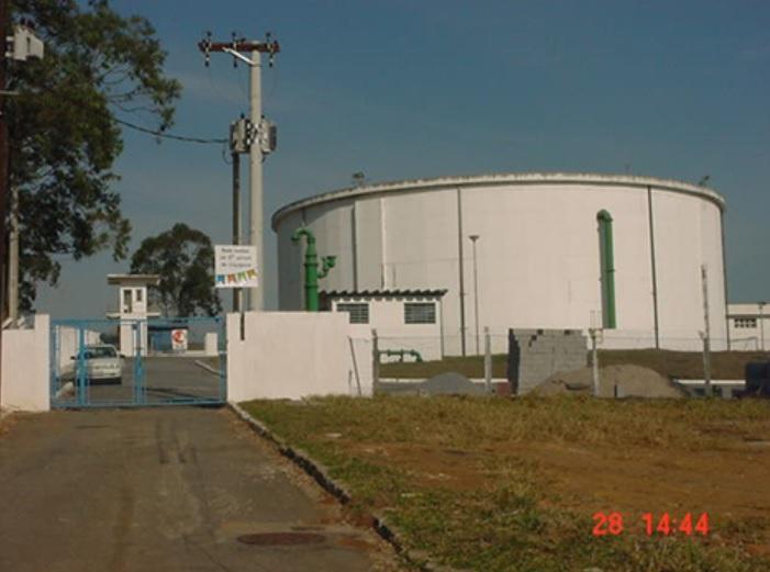 Reparo na rede de água pode deixar bairros de Caçapava sem água nesta segunda-feira (14)
