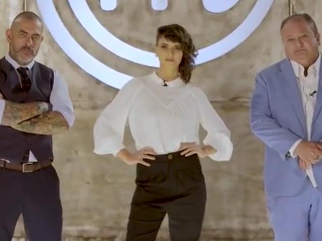 Helena Rizzo, Jacquin e Fogaça aparecem juntos no cenário do MasterChef pela 1ª vez