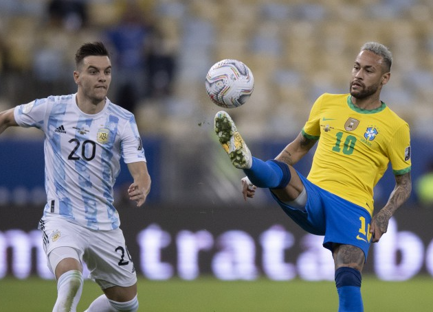 Brasil x Argentina terá até 12 mil torcedores, sem exigência de comprovante de vacinação