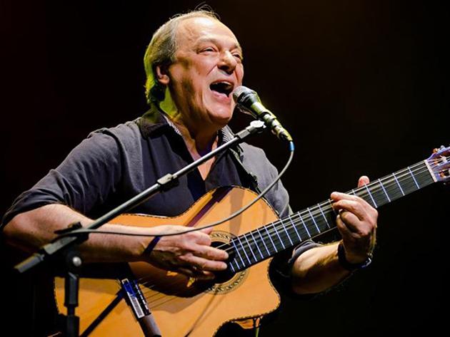 """""""Música na Band"""" apresenta show ao vivo de Toquinho nesta sexta-feira"""