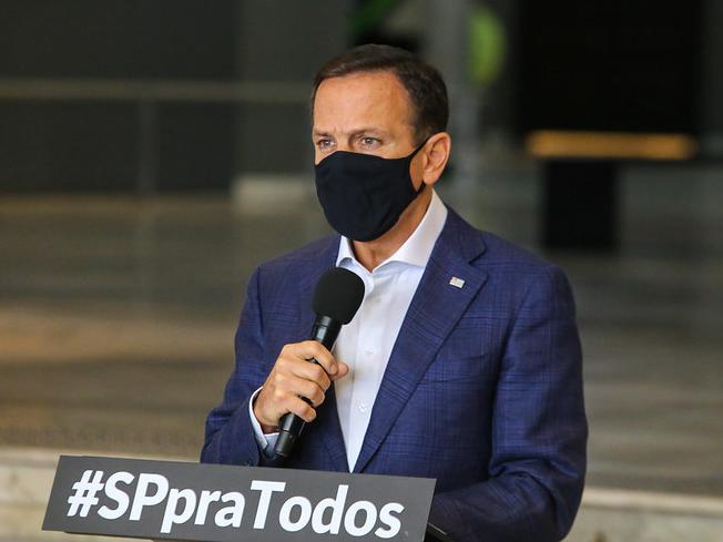 Governo de SP anuncia investimento de 1 bilhão de reais em ciência e tecnologia
