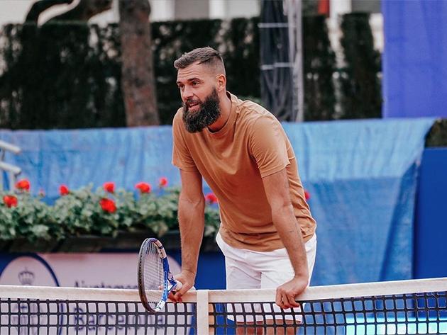 Tenista francês tem acumulado casos de indisciplina na carreira