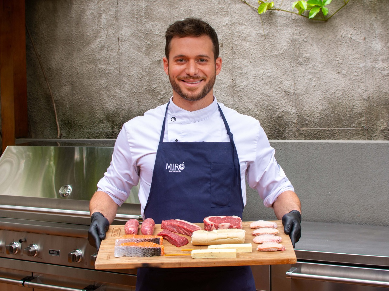 Churrasco perfeito: Band Receitas e chef Dalton Rangel lançam especial com dicas no Youtube