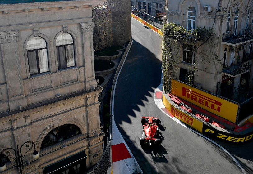 F1: onde assistir aos treinos e à corrida do Grande Prêmio do Azerbaijão