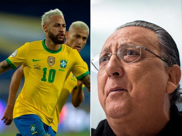 Galvão Bueno xingou Neymar? Entenda polêmica de suposto áudio vazado
