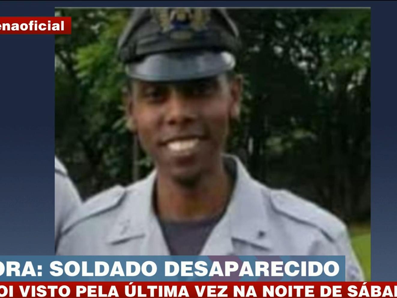 Polícia de SP busca PM desaparecido perto da estação Sacomã