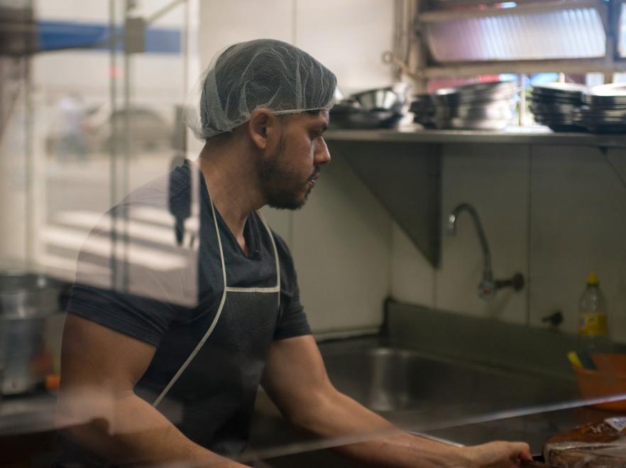Spoiler: chef se estressa com Erick Jacquin e abandona restaurante