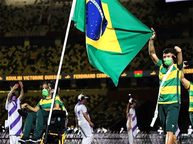 Com o tema Ventos de Mudança, Jogos Paralímpicos começam oficialmente