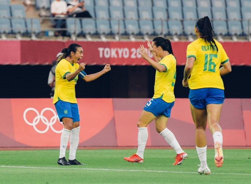 Tóquio-2020: Primeiro dia tem goleada do Brasil e drama de canadense
