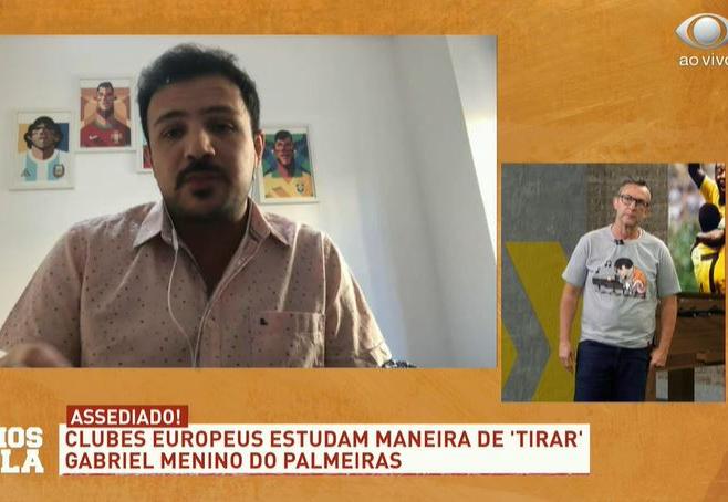 Mercado do Palmeiras: André Horta distante e Menino na mira do Atlético de Madrid