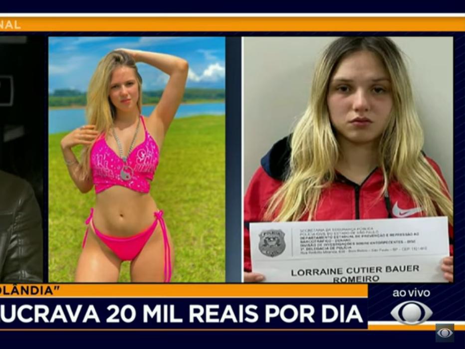 Polícia de SP investiga possível ligação de 'Gatinha da Cracolândia' com o PCC
