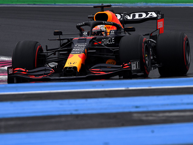F1: Verstappen confirma favoritismo e garante a pole position do GP da França