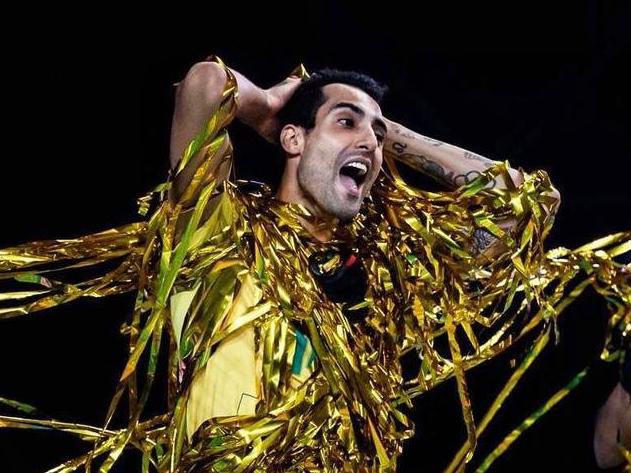 Ponteiro da seleção masculina de vôlei bomba nas redes sociais e vira fenômeno da Olimpíada