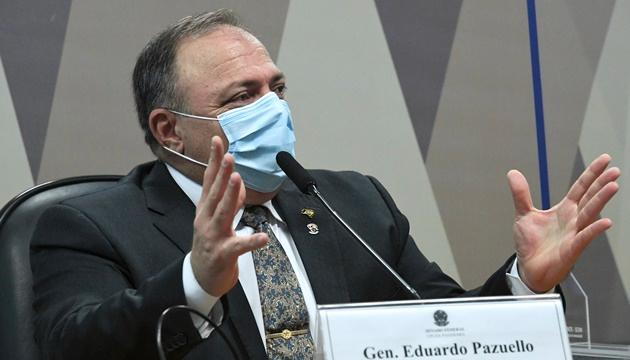 AGU volta a acionar STF para reverter quebras de sigilo de Pazuello pela CPI