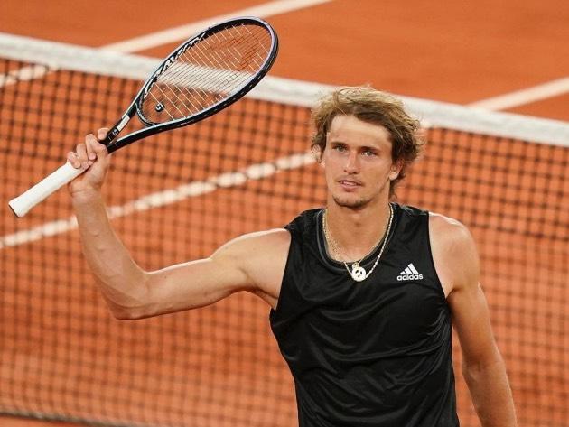 Zverev atropela Fokina e vai à semifinal de Roland Garros pela primeira vez