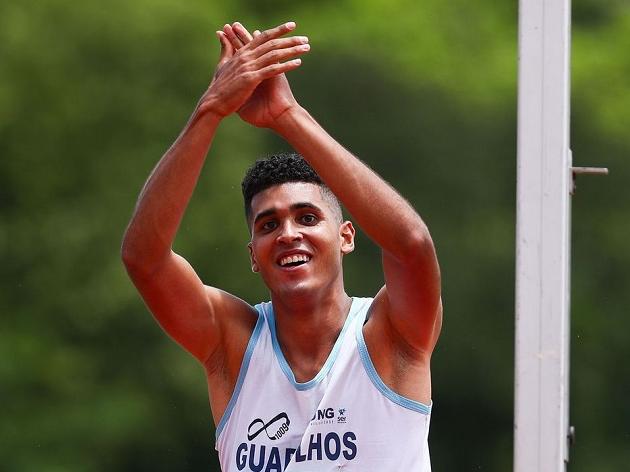 Com sobrenome de peso no atletismo, Thiago Moura vai à Olimpíada de Tóquio
