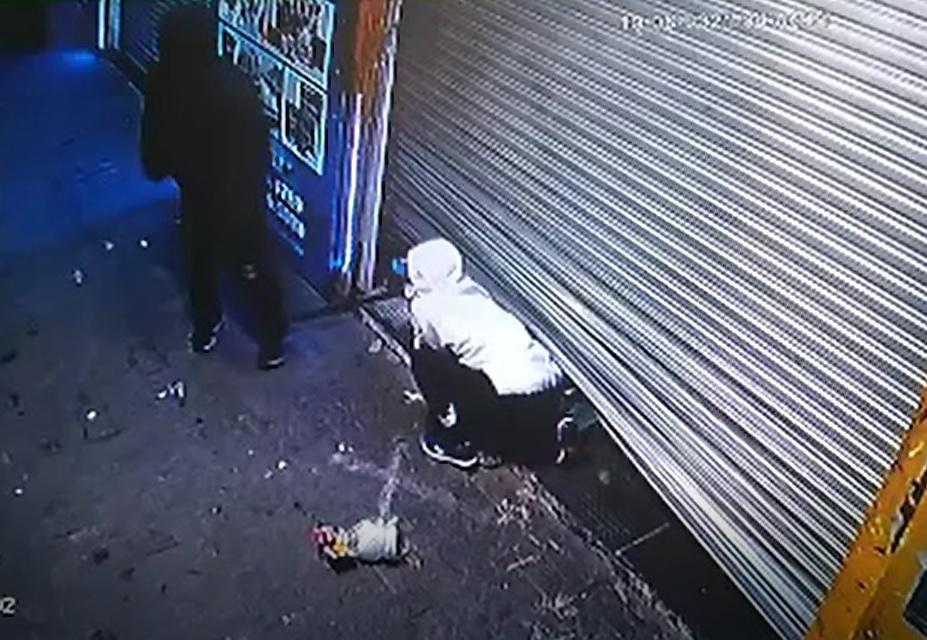 Oito criminosos invadem loja e causam prejuízo de R$ 40 mil em loja de materiais de Taubaté