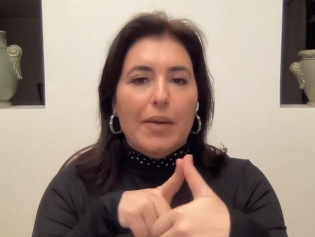 Senadora Simone Tebet foi a entrevistada no Ponto a Ponto, do BandNews