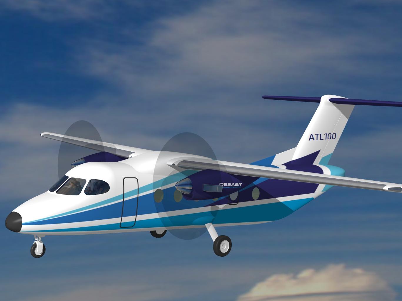 Desaer, nova empresa aeronáutica de São José dos Campos, já tem 12 pedidos de aeronaves