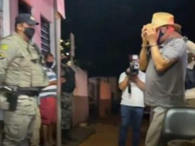 Fazendeiro acusado de abrigar Lázaro Barbosa durante fuga vira réu em processo