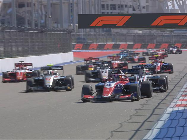 Doohan garante pole da corrida principal da Fórmula 3 na Rússia; Piastri faz o melhor tempo da F2