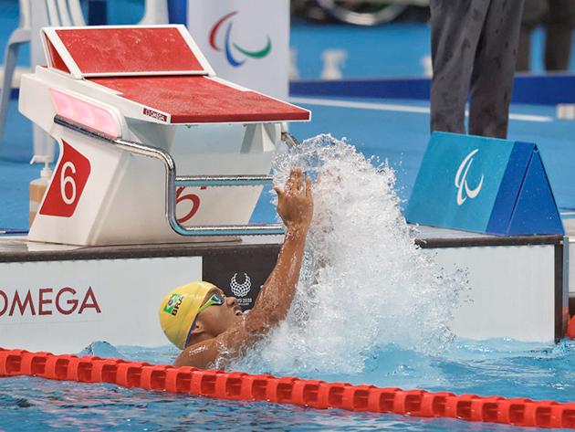 Paralimpíada: Brasil iguala recorde de 21 ouros em uma mesma edição dos Jogos