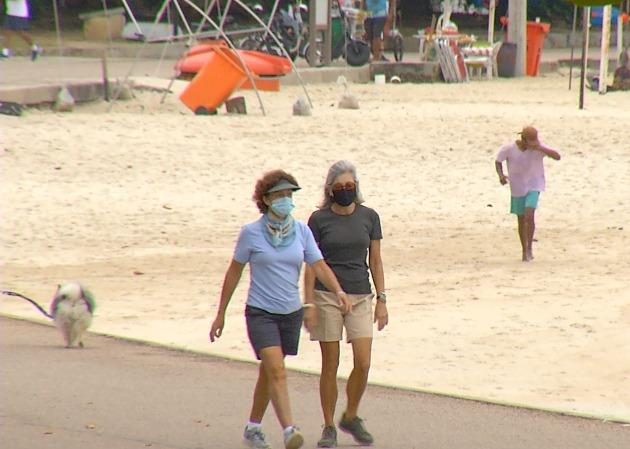 Governo do Estado mantém uso de máscaras no Rio