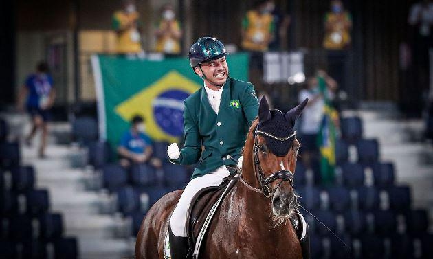 Rodolpho Riskalla: prata na Paralimpíada consagra recuperação incrível