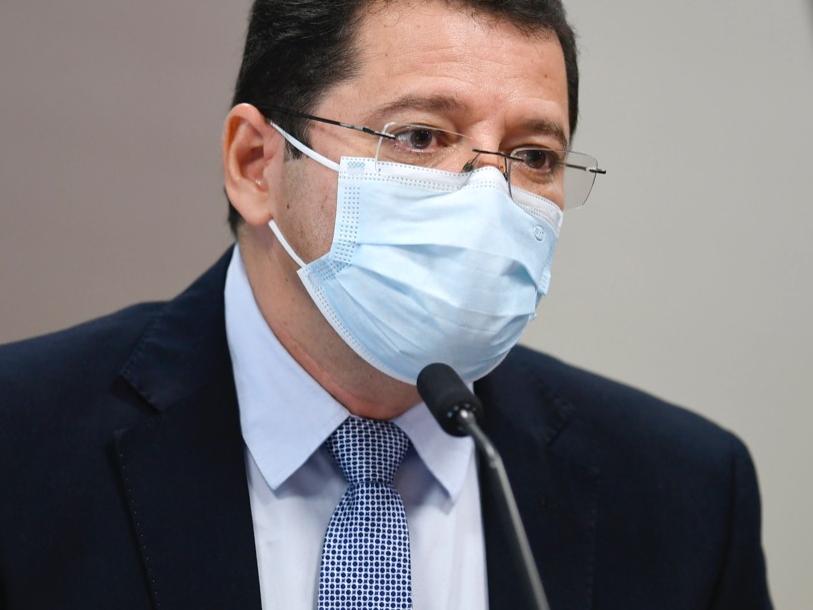 Ex-secretário do Amazonas contraria depoimento de Pazuello durante CPI