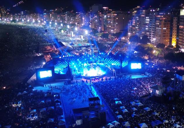 Réveillon pode acontecer sem restrições no Rio