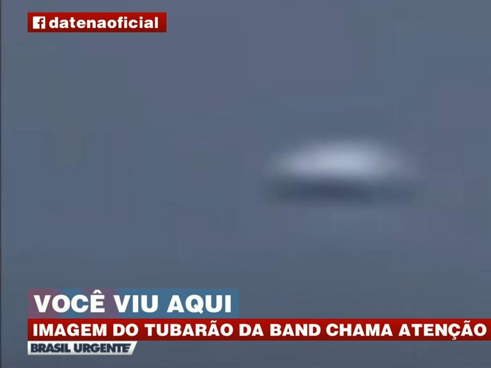 Imagem de suposto OVNI no Brasil Urgente repercute no mundo