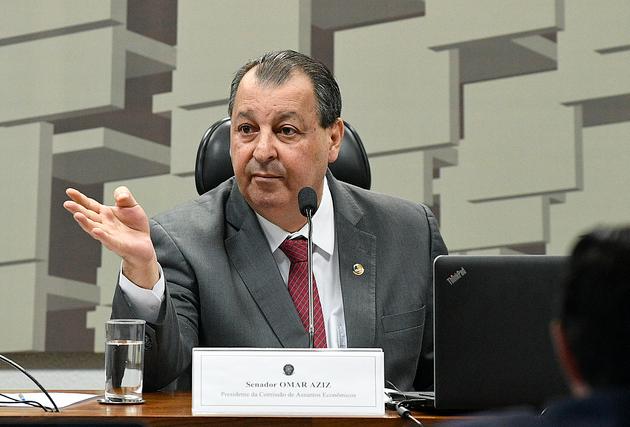 Omar Aziz revela que CPI da Covid deve ter mais indiciados no relatório final