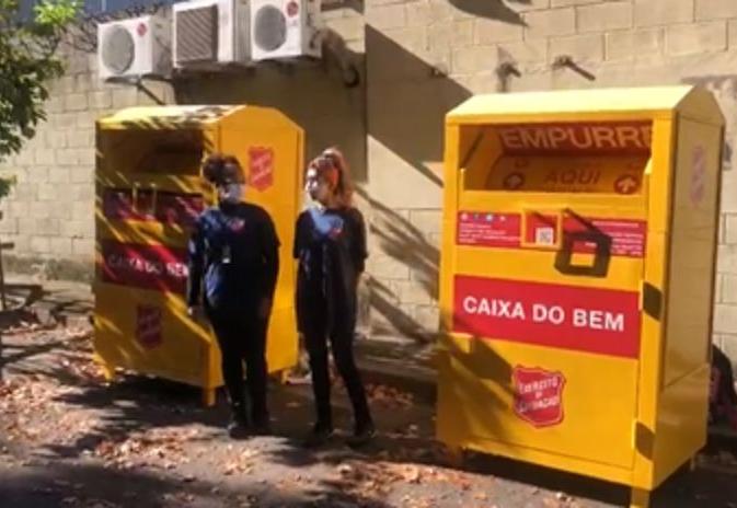 Grupo Bandeirantes faz campanha para arrecadar agasalhos em SP; veja como doar