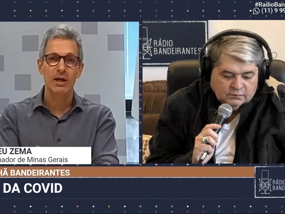 Minas Gerais quer usar Funed para produzir vacina contra Covid-19