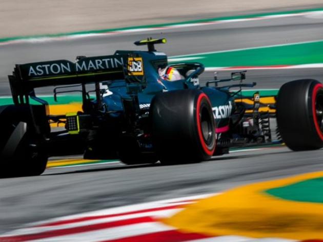 Vettel passa em branco na Espanha e atinge maior sequência sem pontos