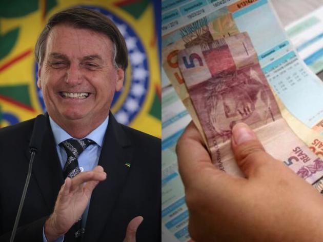 Bolsonaro comemora chuvas e fala em determinar fim da bandeira extra na conta de luz