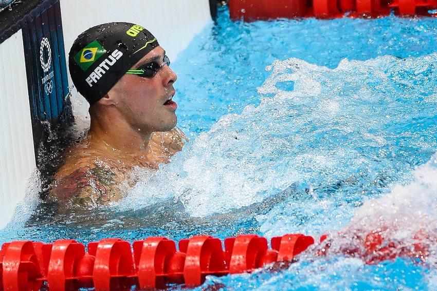 """""""Precisei estar no meu mundo nesse último mês"""", contra Fratus após bronze olímpico"""
