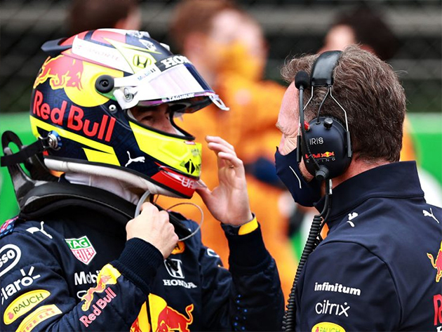 """F1: Chefe da Red Bull diz que precisa """"desesperadamente"""" de Pérez na briga pelo título"""