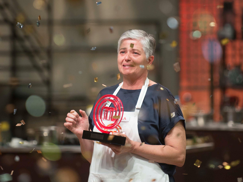 Grande vencedora do MasterChef 2020, Anna Paula diz que tinha vergonha de trocar arquitetura pela gastronomia