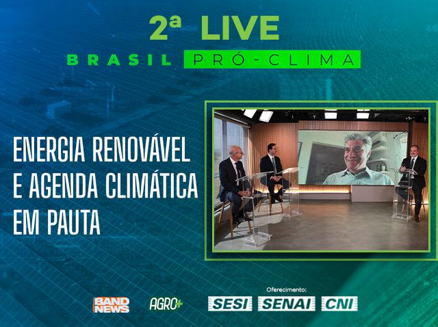 COP26 é grande oportunidade para o Brasil liderar mudanças globais em prol de energias renováveis e combustíveis limpos
